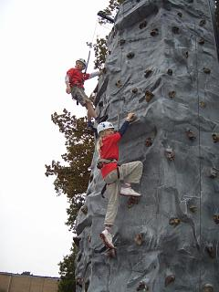 Climbing tower hire